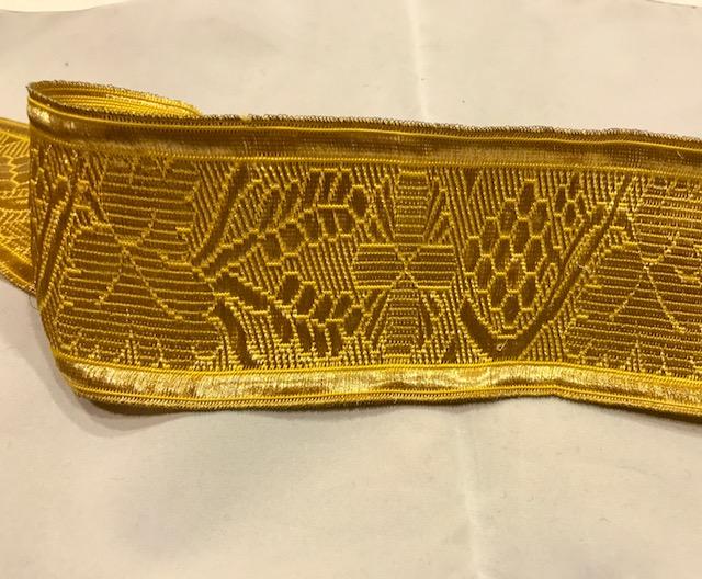Galón dorado nº17