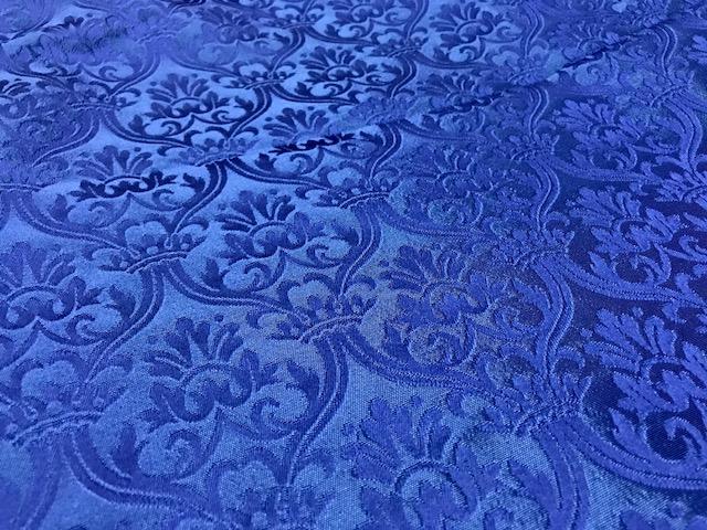 Damasco azul (2x1,40)