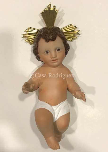 Niño Jesús acostado (30cms)