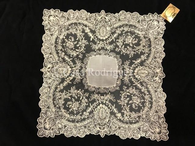 Pañuelo tul cristal (0,38x0,38)