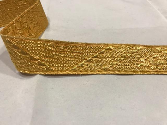 Galón dorado nº32