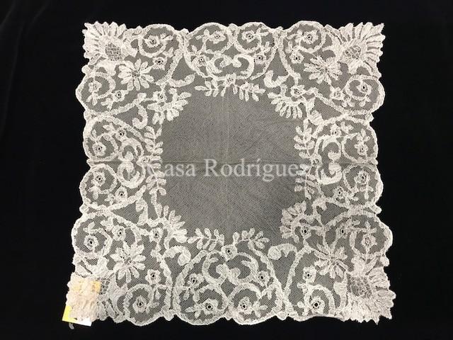 Pañuelo de rayón (40x40)