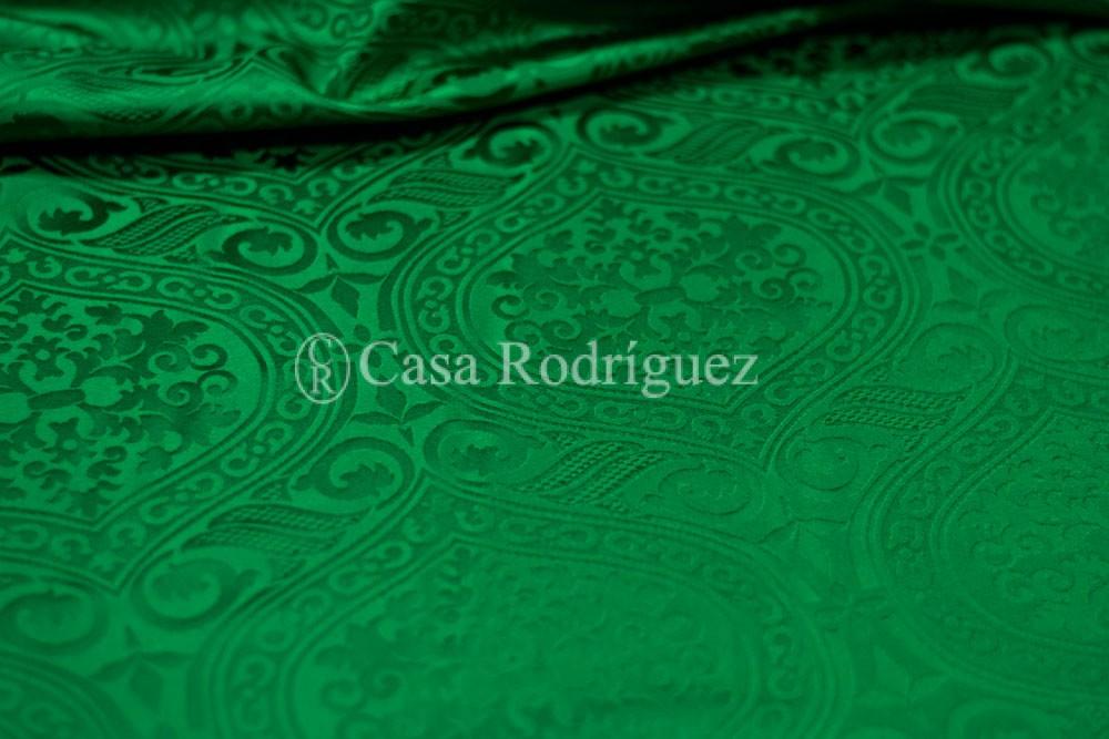 Damasco verde Venecia