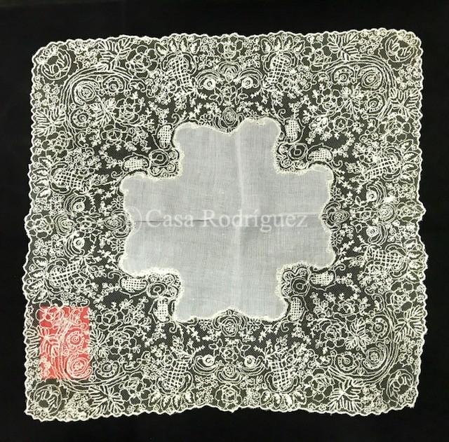Pañuelo de rayón (27x27)