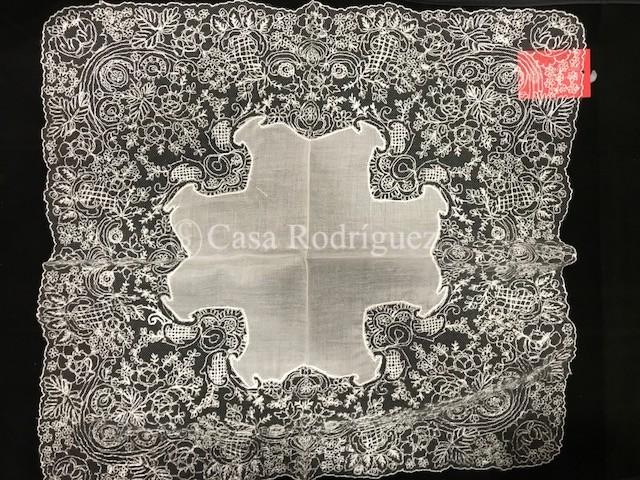 Pañuelo de rayón (35x35)