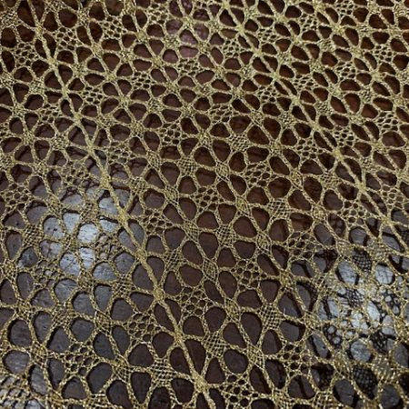 Malla dorada (0,45x0,45)