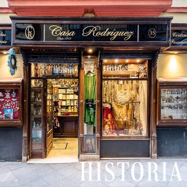Historia Casa Rodríguez